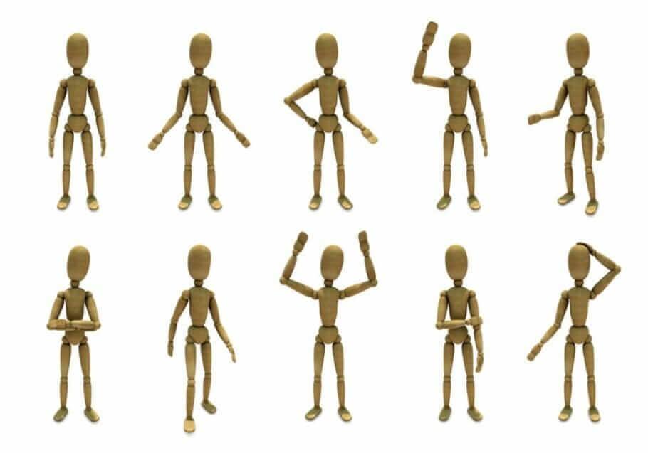 Lügen erkennen im Profiling durch Körpersprache dank Micro Expressions: Wie FBI Agenten body-language