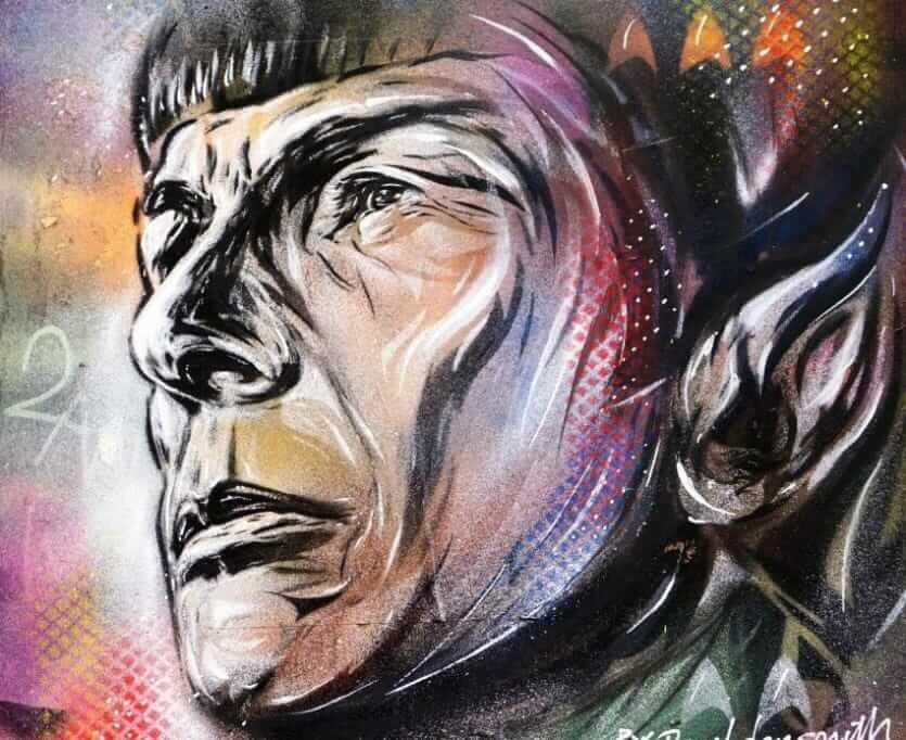 Communicate instantly like Mr. Spock: The main thing is nebulous! commander-spock