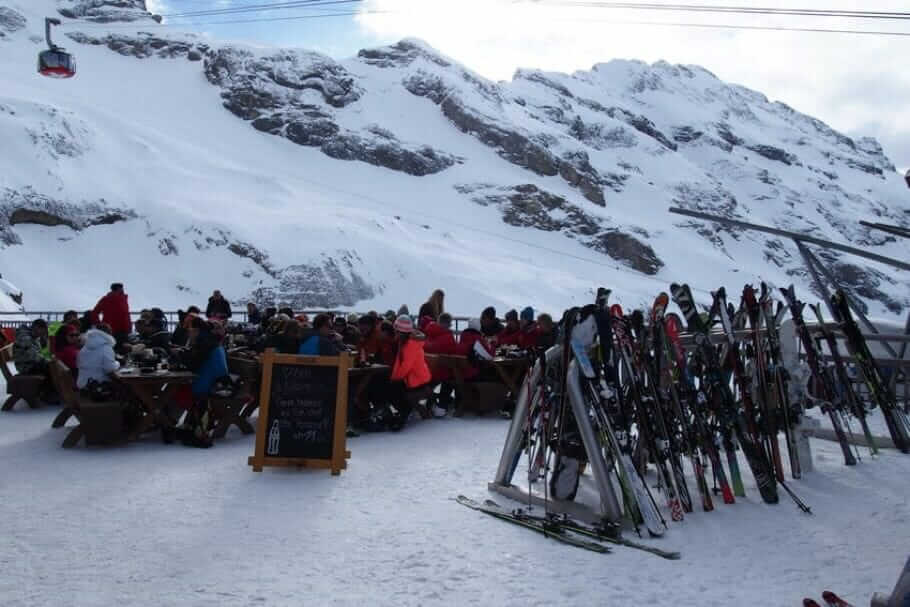 Meetings at the glacier and in the igloo: team building live at Titlis {Review} Engelberg-Titlis018
