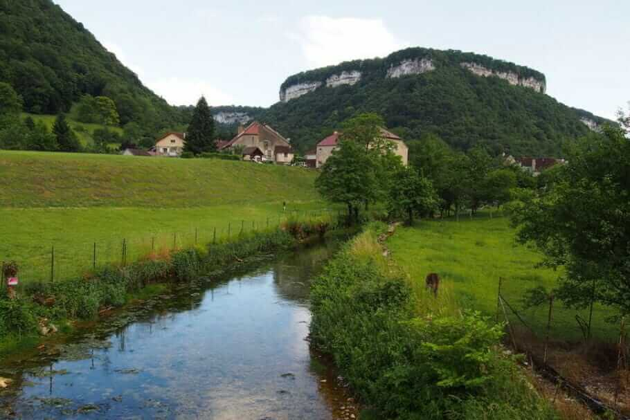 Wandern in der Franche-Comté: Schnell raus aus dem Job-Alltag {Review} Franche Comte