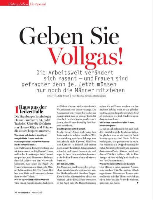 {Presse} Best of HR – Berufebilder.de® bei myself: Interview & Lieblingsblog myself1