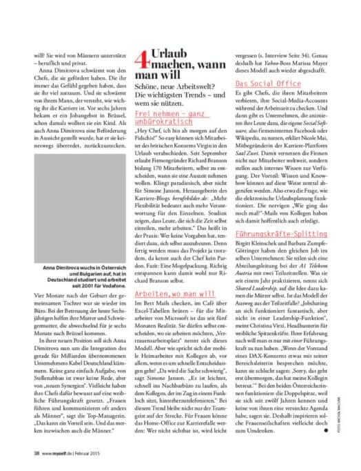 {Presse} Best of HR – Berufebilder.de® bei myself: Interview & Lieblingsblog myself3