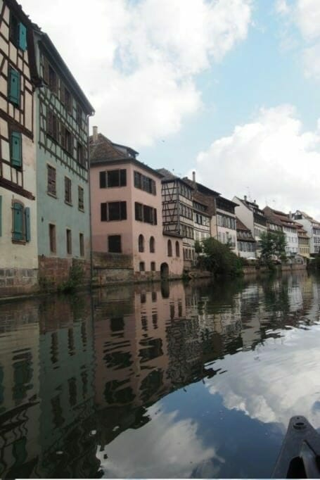 Meetings wie Obama, die NATO und EU: Mit dem Kanu durch Straßburg {Review} strasbourg-alsac11