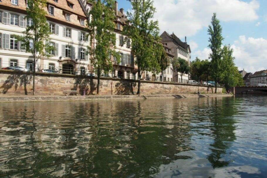 Meetings wie Obama, die NATO und EU: Mit dem Kanu durch Straßburg {Review} strasbourg-alsac23