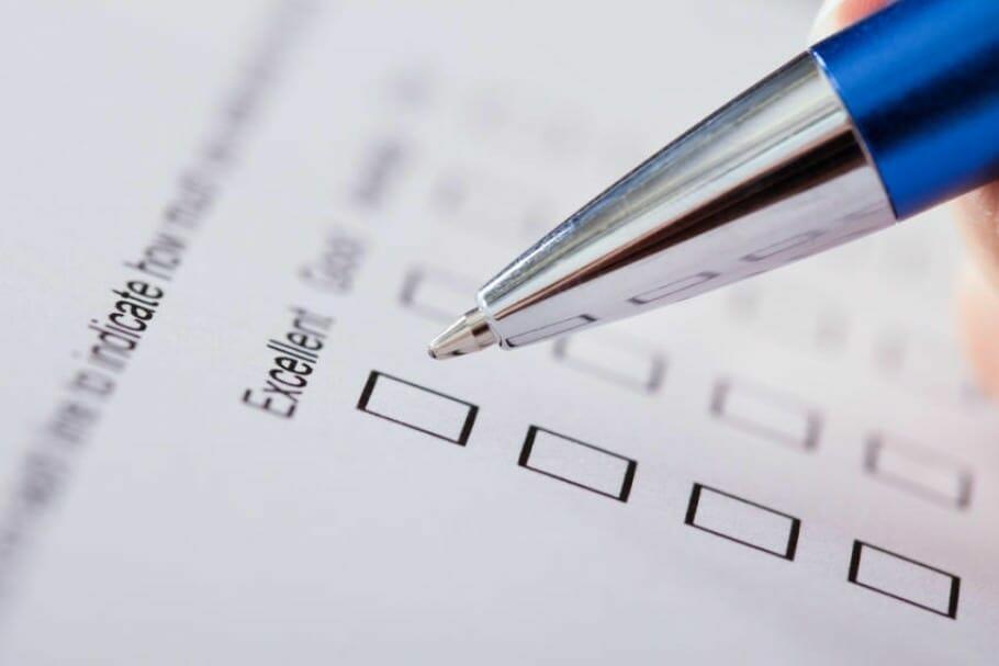 Bewerbungs-Test-Vorbereitung