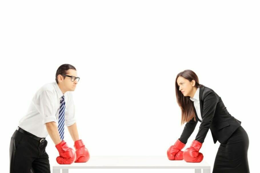 conflict-streit