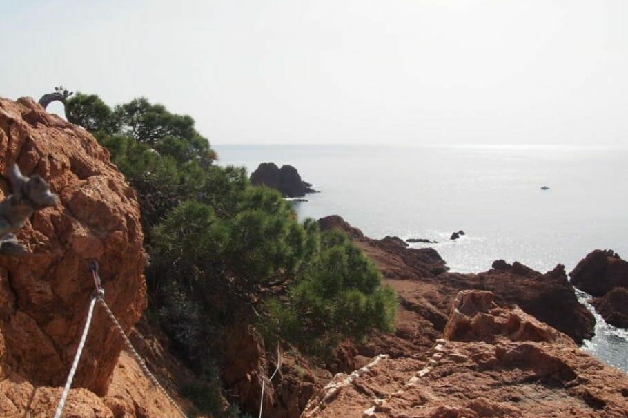 Outdoor-Teambuilding an der Côte d'Azur: Klettern und Segeln in Var {Review} cote-d-azur-teambuilding-9