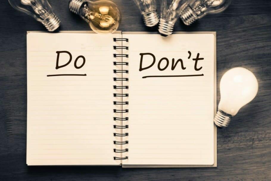 Die 8 wichtigsten Aspekte in der Bewerbung