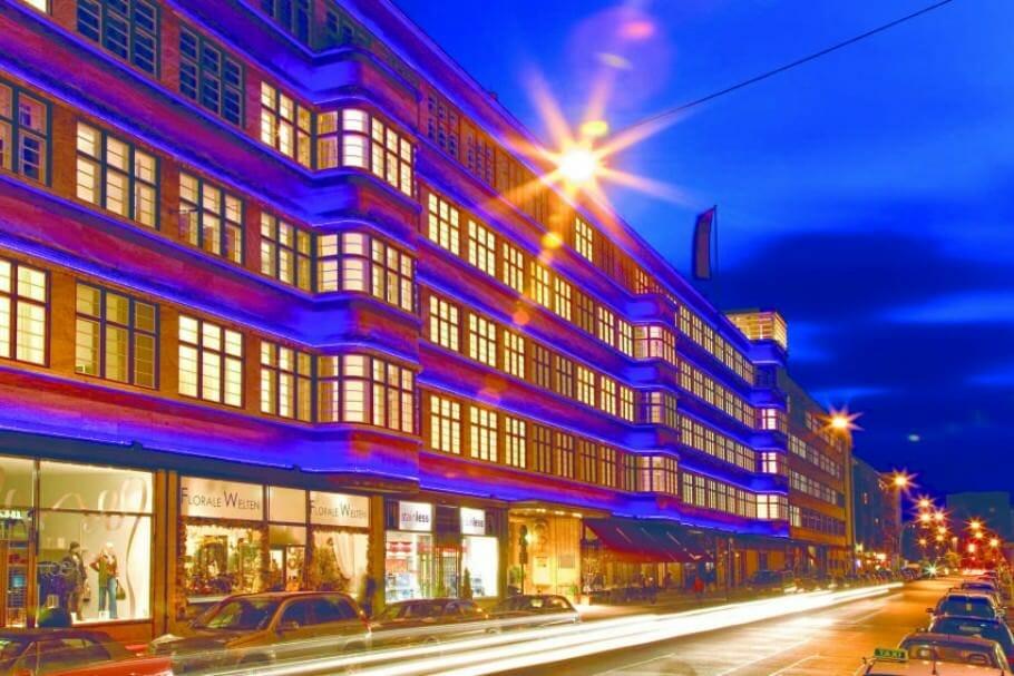 Duke Ellington, David Bowie und das HR-Barcamp: Das Ellington-Hotel Berlin {Review} Name