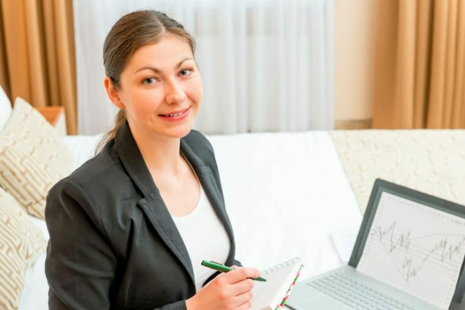 female entrepreneur startup
