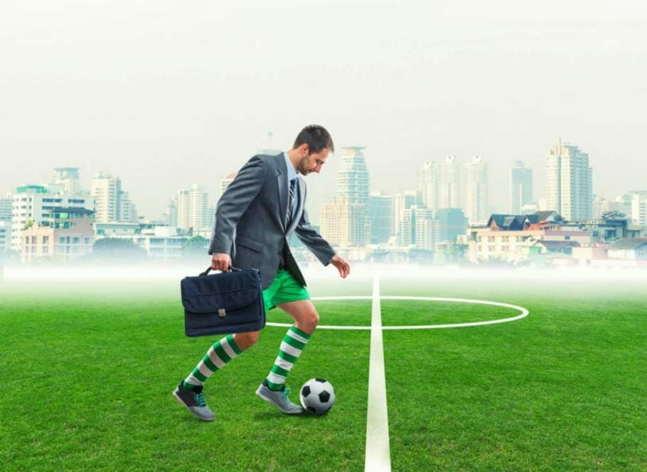 fußball-business-training