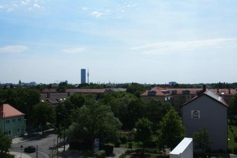 Harry's Home München Hotel und Apartments: Baukasten-System für Business-Kunden {Review} OLYMPUS DIGITAL CAMERA