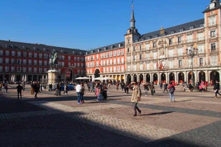 Tagen wie Pedro Almodovar, Anonio Banderas und Co: Spaniens größtes Tagungshotel {Review} marriott-madrid_7