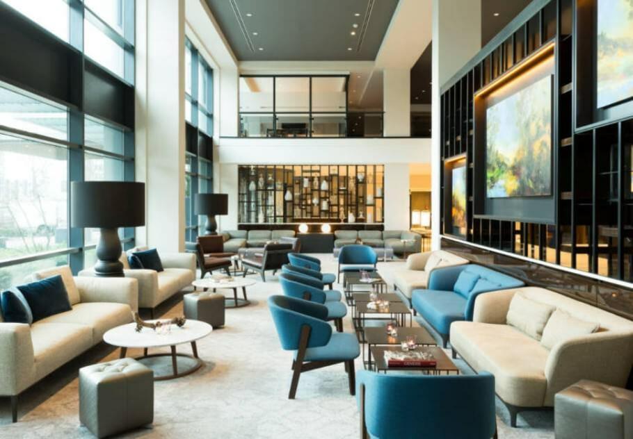 Meetings im Marriott The Hague, Niederlande: Business und Beach {Review} marriott-the-hague_10