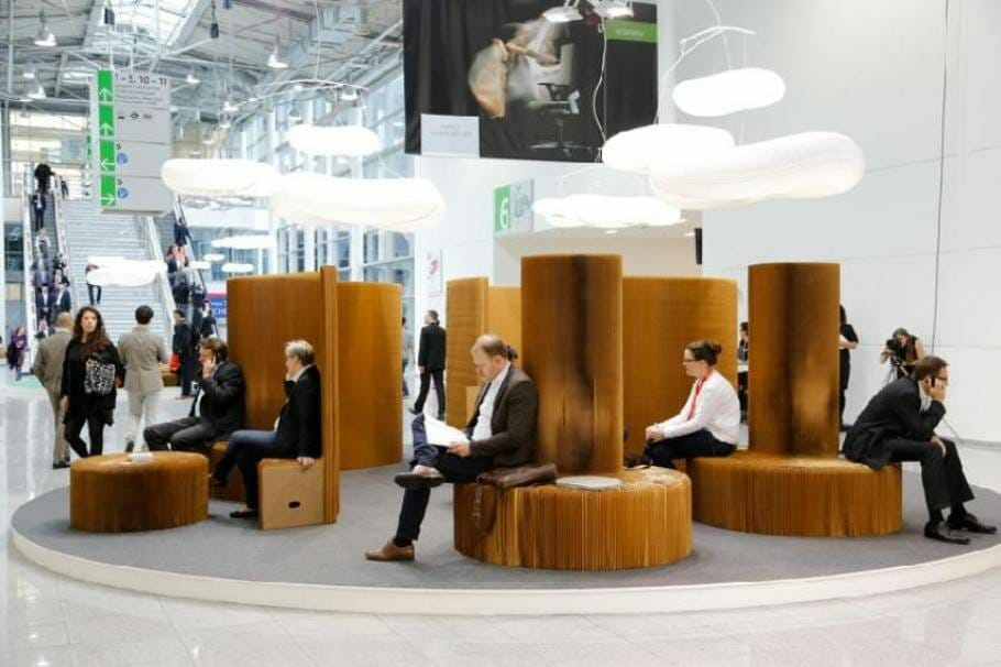 {Media partnership} Innovative work at the leading international trade fair ORGATEC: exciting offers for bloggers orgatec-3