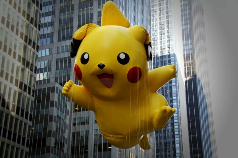 Mixed Reality, Multisensory and New Business Ideas: 4 Learnings from Pokémon Go Pokemon-go