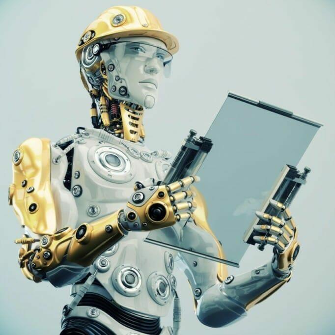 robot recruiting