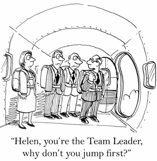 How Teambuilding Really Works in Practice: 7 Tips for Leadership Teambuilding