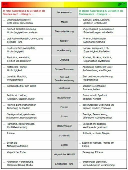 Uta Rohrschneider_Erläuterung_Motive_Reiss-Profil