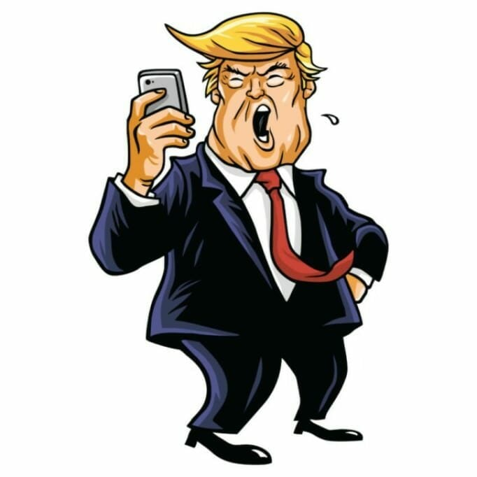 Donald Trump and his brand communication: governing the world via Twitter? Donald Trump and his brand communication: governing the world via Twitter?