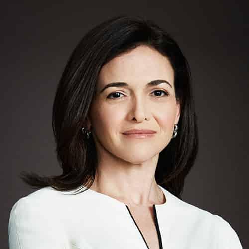 TALK | Facebook-COO Sheryl Sandberg über Digitalisierung und die Macht der Community: