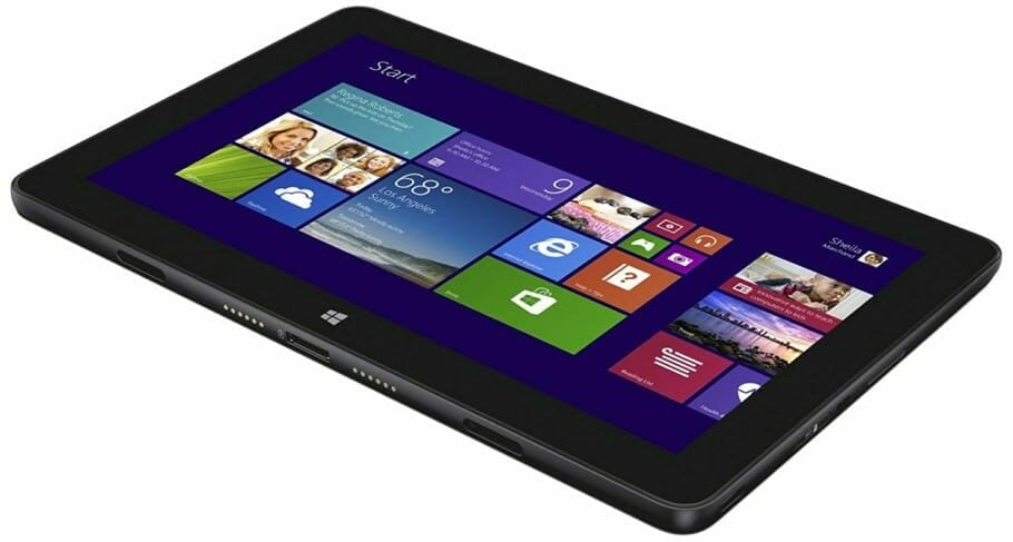 Dell Venue Pro 11 in the mobility test: the laptop-tablet hermaphrodite {review}