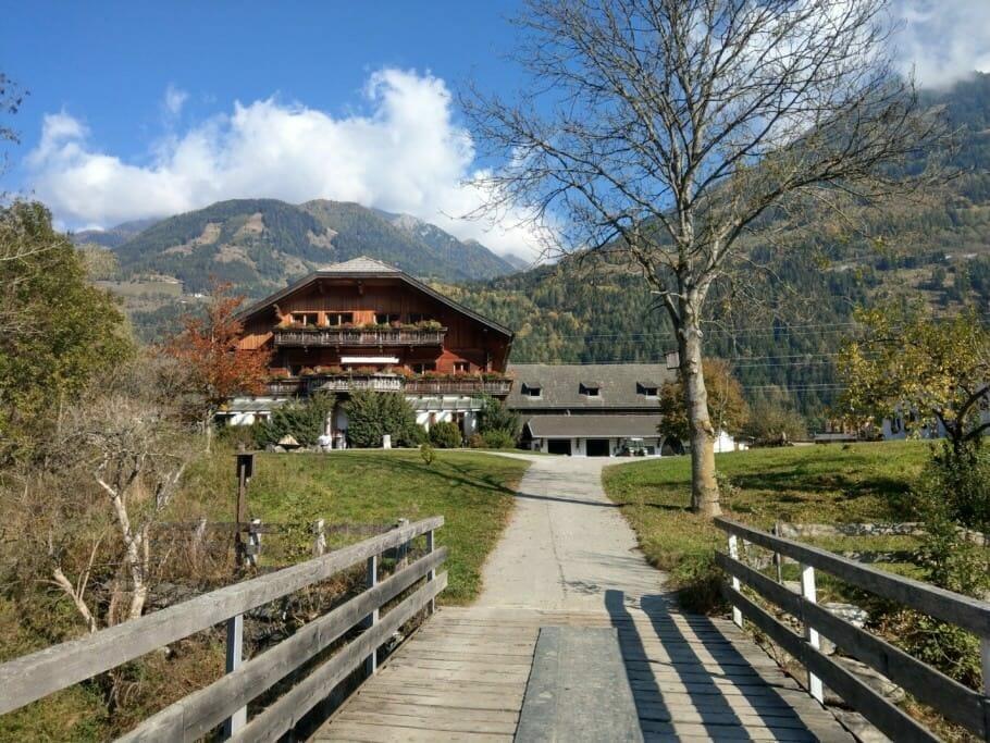 Seminare und Coaching im Nationalpark Hohe Tauern: Happy Work auf der Alm {Review}