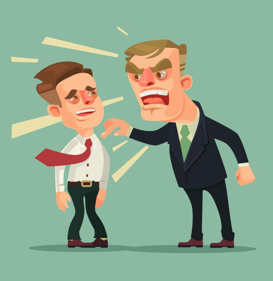 Boss failure vs. Employee motivation: are the others always guilty?