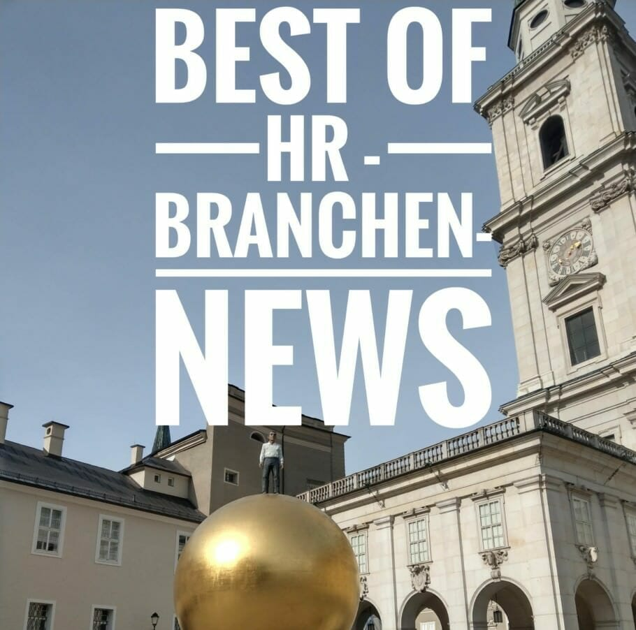 Industry News Best of HR: The newest of the most important German HR media