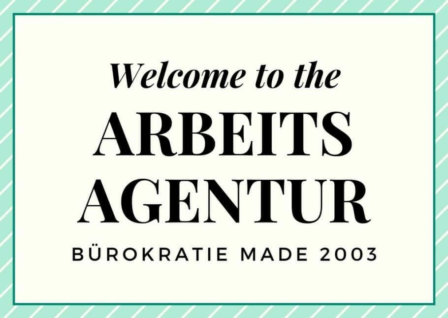 Abeitsagentur: job search by employment agency