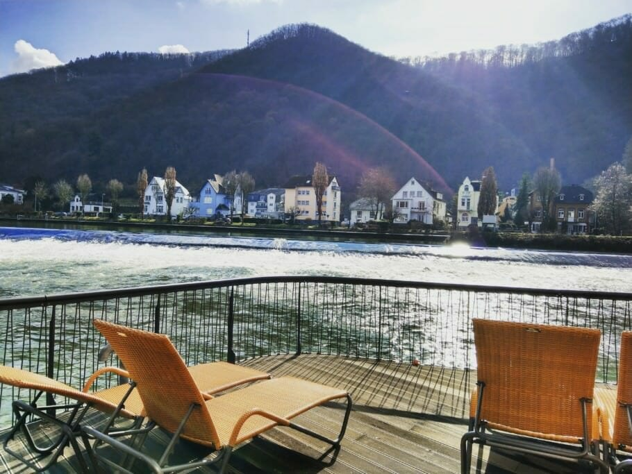 Corporate Health in der Emser Therme: Stressreduktion durch Thermal-Baden {Review} Corporate Health in der Emser Therme: Stressreduktion durch Thermal-Baden {Review}