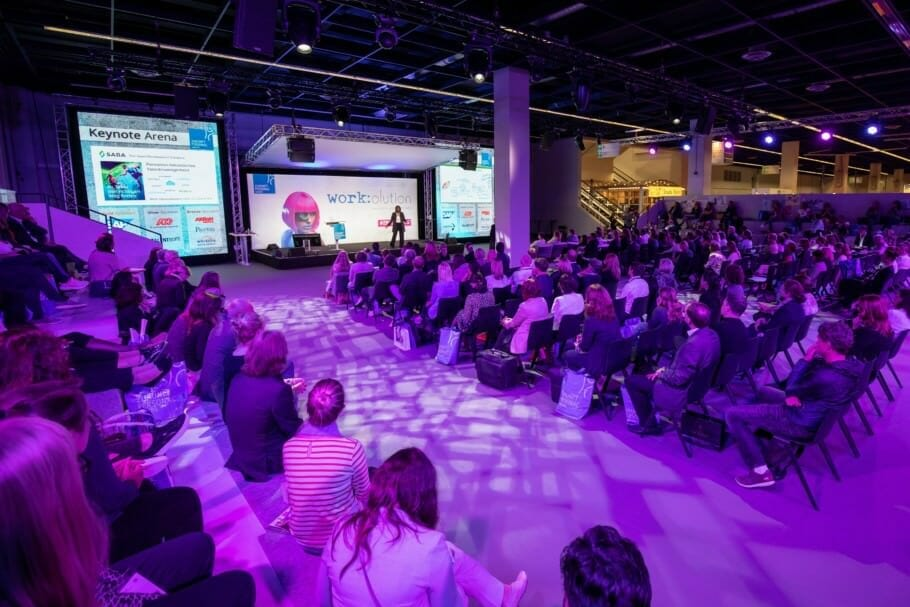 {Media partnership} Impetus for working in the digital future: Europe's largest HR fair {Media partnership} Impulse for working in the digital future: Europe's largest HR fair