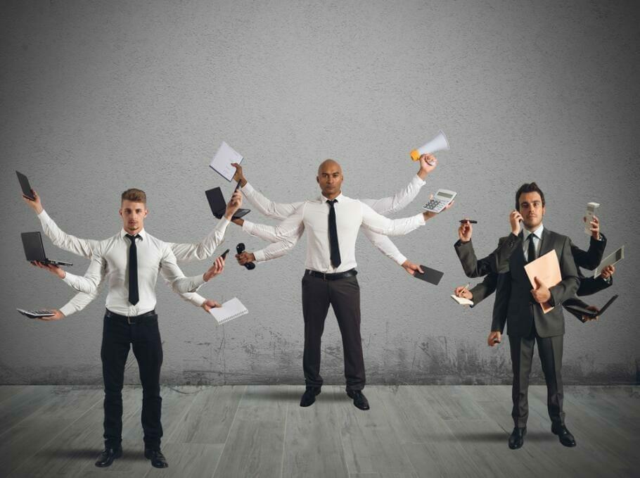 Arbeitsprozesse umgestalten und festgefahrene Gewohnheiten ändern