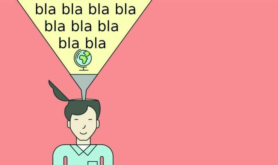 Negative und deprimierende Informationen richtig einordnen: Achtung Destruktoren!