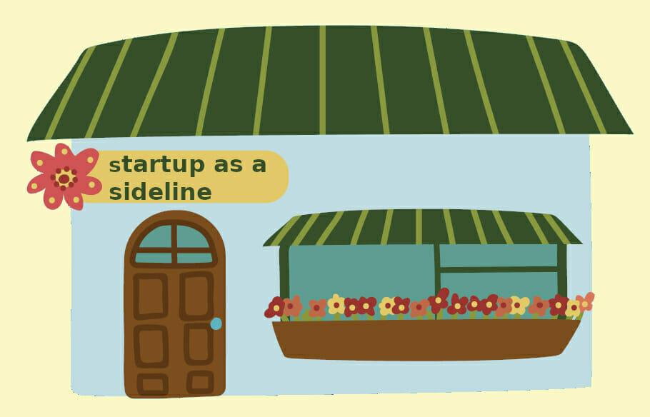 Existenzgründung nebenbei: Das richtige Geschäftskonzept entwickeln - 2 X 4 Tipps