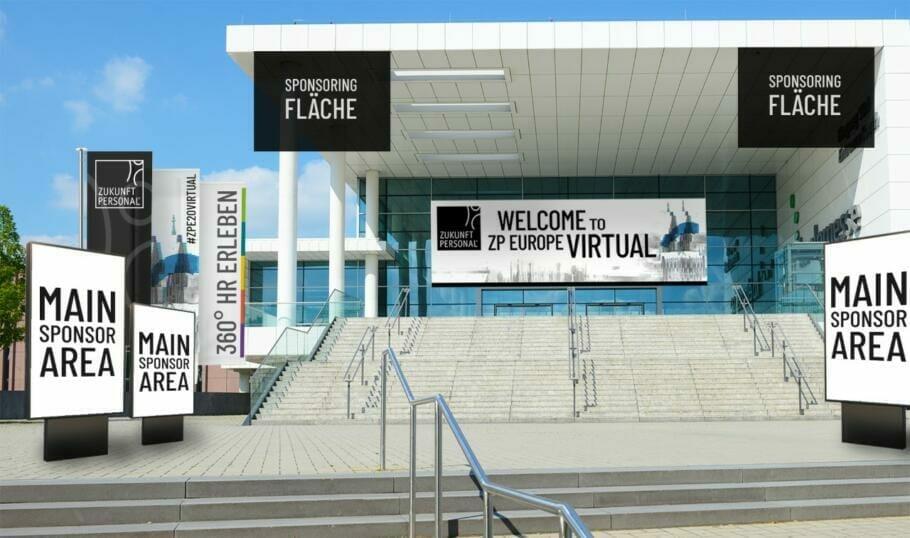 {Medienpartnerschaft} Zukunft Personal Europe Virtual: Der virtuelle Treffpunkt der HR-Branche