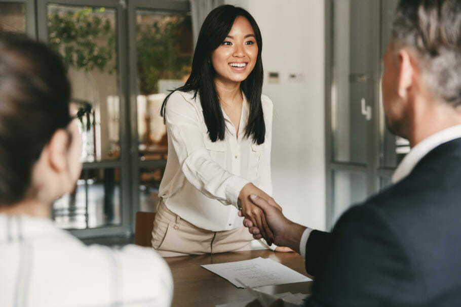 Bewerbung Vorstellungsgespräch Jobinterview: 5 Tipps für das Erfolgs-Mindset