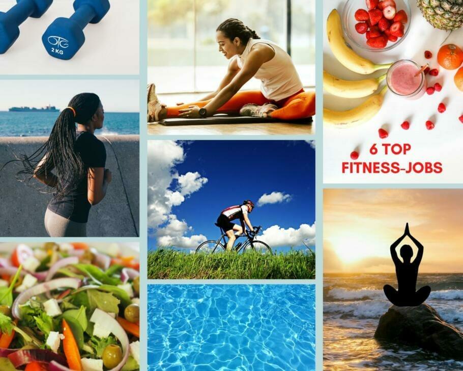 6 Top-Jobs in der Fitness-Branche: Zwischen Muskelaufbau und Kräuterbad